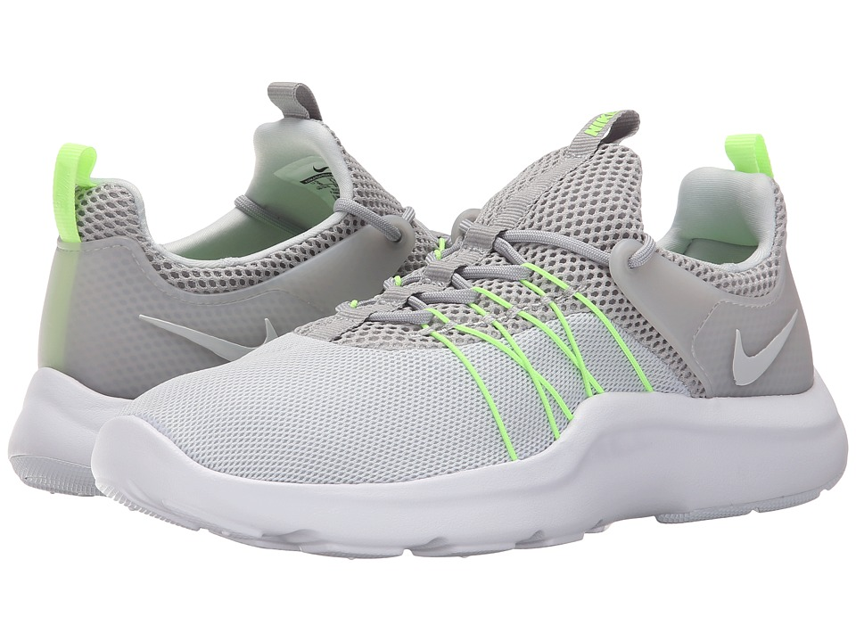 Nike Darwin Pure Platinum/Wolf Grey/Ghost Green/Pure Platinum Womens Running Shoes