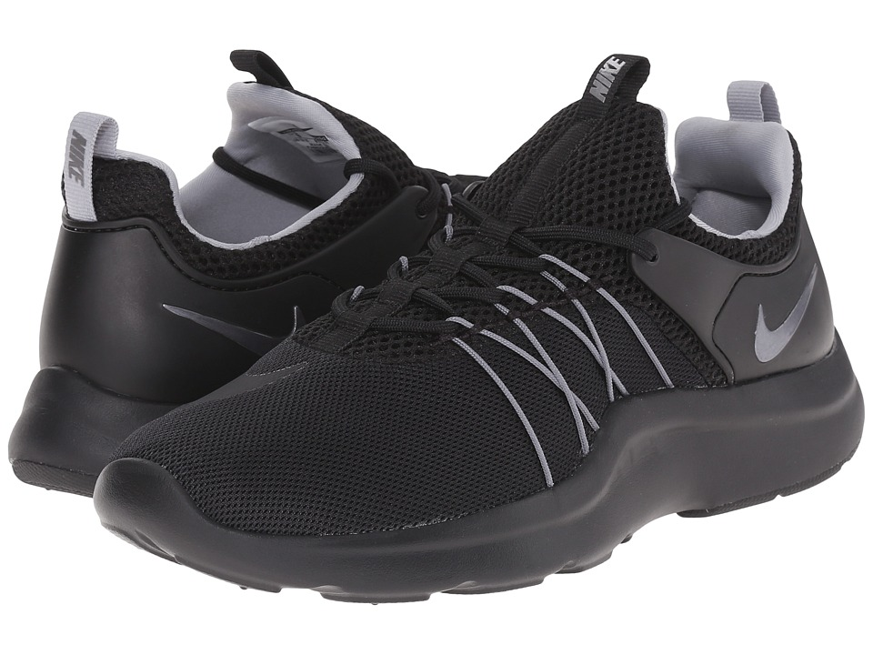 Nike Darwin Black/Metallic Cool Grey Womens Running Shoes