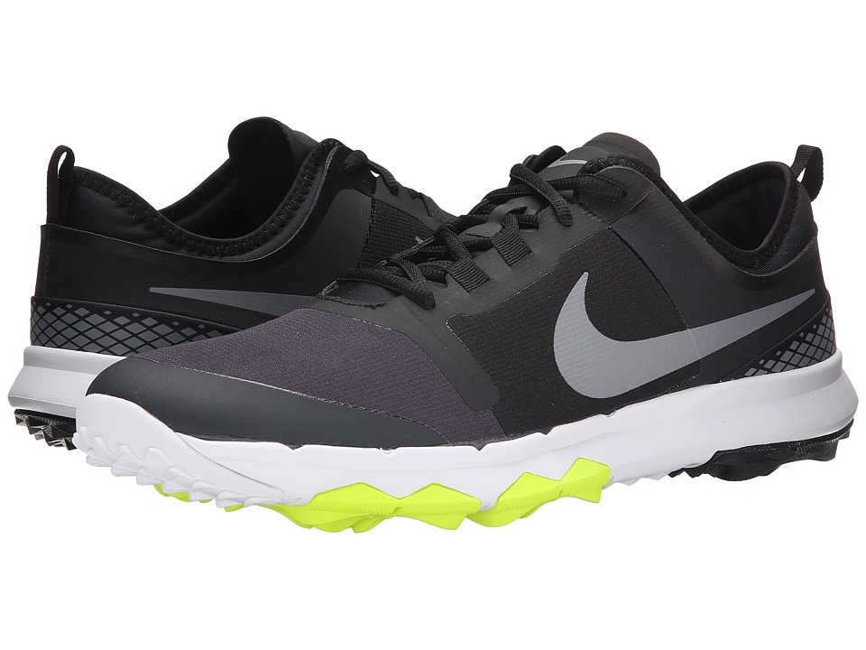 Nike Golf - FI Impact 2 (Black/White/Anthracite/Cool Grey) Men