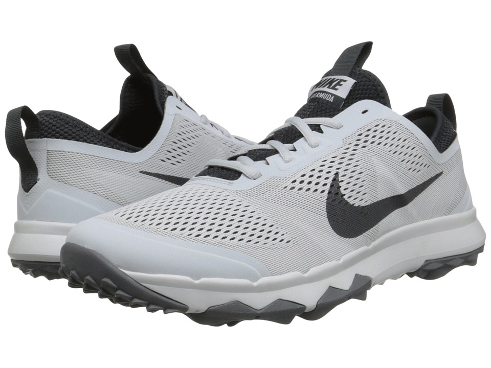 Nike Golf - FI Bermuda (Pure Platinum/White/Anthracite) Men
