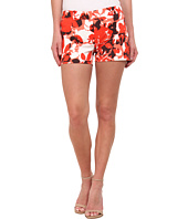 MICHAEL Michael Kors - Camouflage Rose Mini Shorts