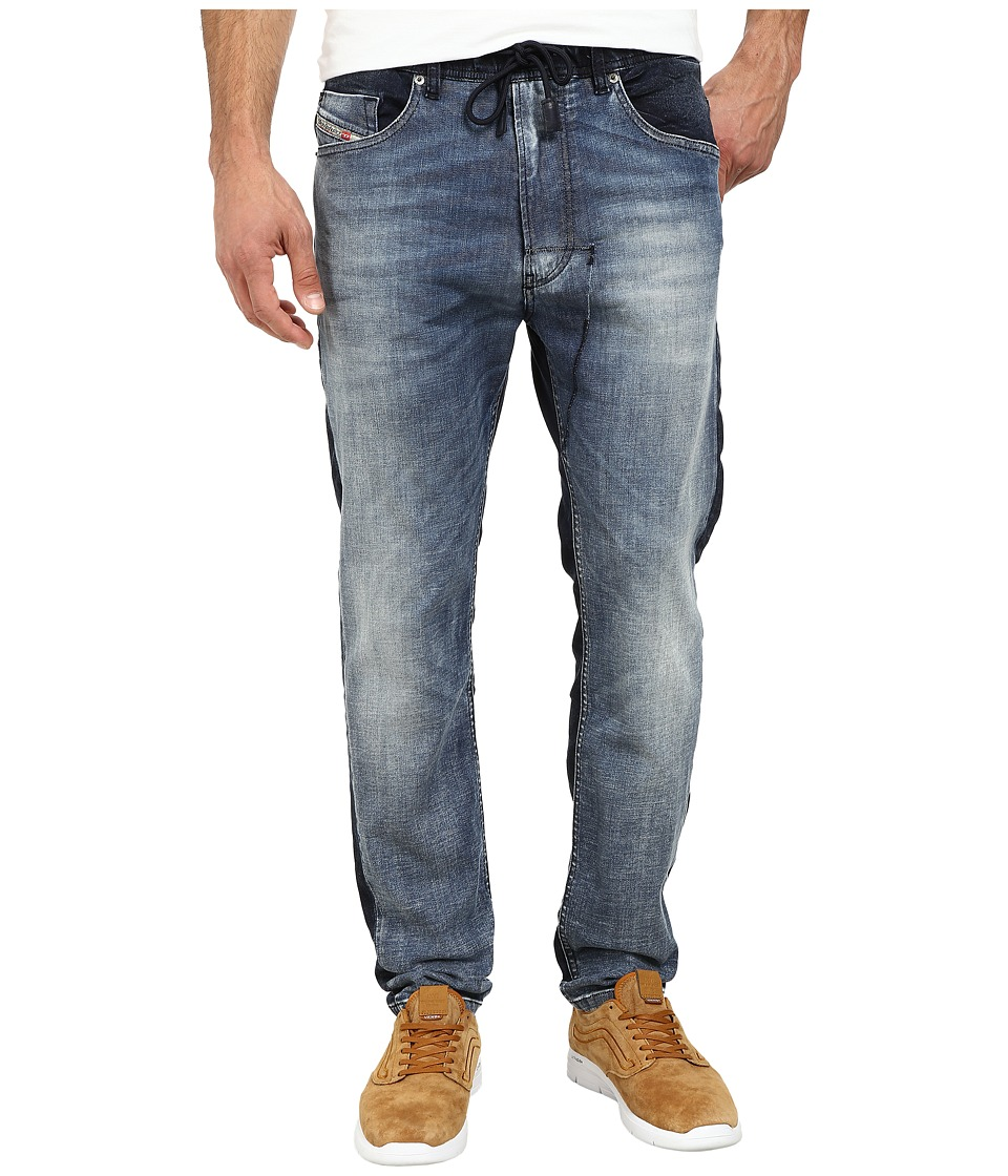 Diesel Narrot NE Sweat Jeans 667A Denim Mens Jeans