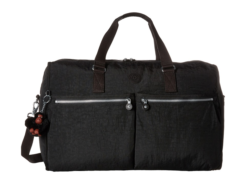 Kipling - Itska Duffel Bag (Black) Duffel Bags