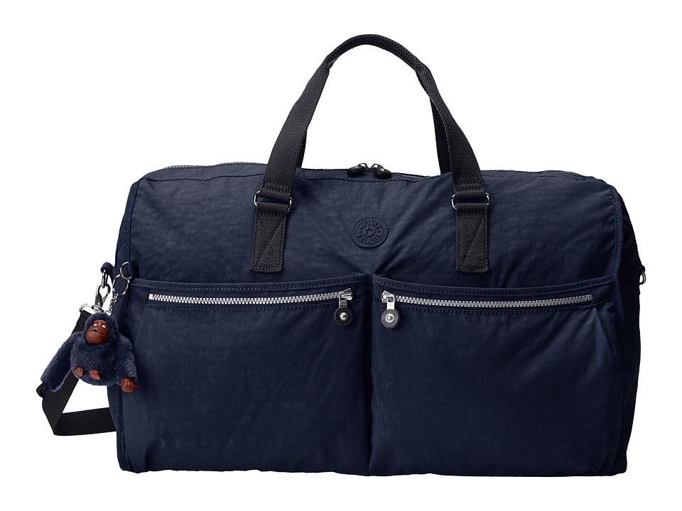 Kipling - Itska Duffel Bag (True Blue) Duffel Bags