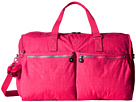 Kipling Itska Duffel Bag (Vibrant Pink)