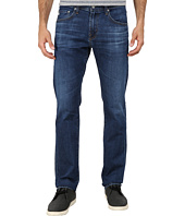 AG Adriano Goldschmied - Matchbox Slim Straight Leg Denim in 10 Years Merchant
