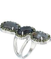 Sam Edelman - 3 Stone Ring Pave