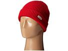 Scotch & Soda Bob Blauw's Knitted Beanie Hat (Red)