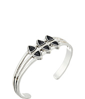 The Sak - Stone Triangle Cuff Bracelet