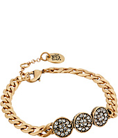 The Sak - Pave Circle Line Bracelet