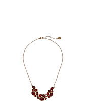The Sak - Oval Stone Collar Necklace 16