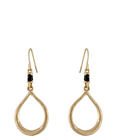 The Sak - Open Teardrop Earrings