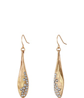 The Sak - Large Pave Teardrop Earrings