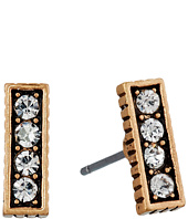 The Sak - Pave Bar Stud Earrings