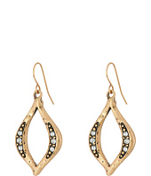 The Sak - Open Pave Drop Earrings