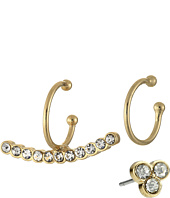 Sam Edelman - Ear Cuff and Post Set Earrings