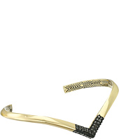 House of Harlow 1960 - Defined Deco Angled Cuff Bracelet
