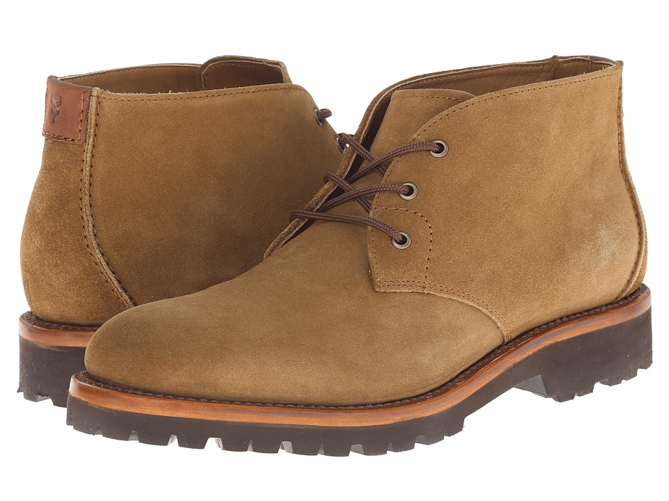 Trask Gulch 2.0 (Whiskey Water Resistant Suede) Men