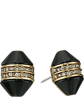 House of Harlow 1960 - Corona Crystal Stud Earrings