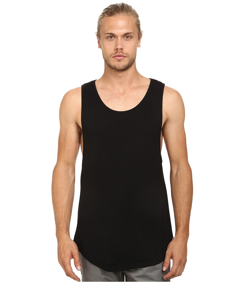 UNCL Loose Tank Top Black Mens Sleeveless
