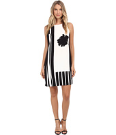 Vince Camuto - Flower Silhouette Shift Dress