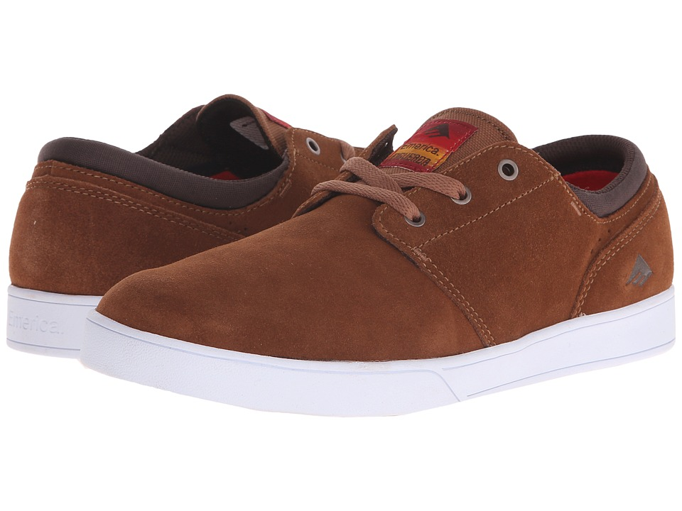 Emerica - The Figueroa (Brown/White) Men