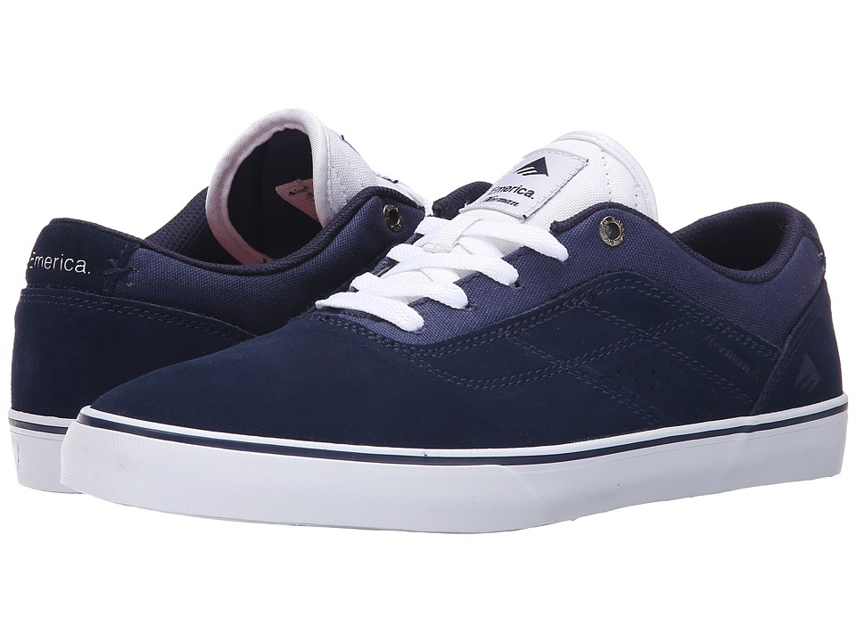Emerica - The Herman G6 Vulc (Navy/White/Gum) Men