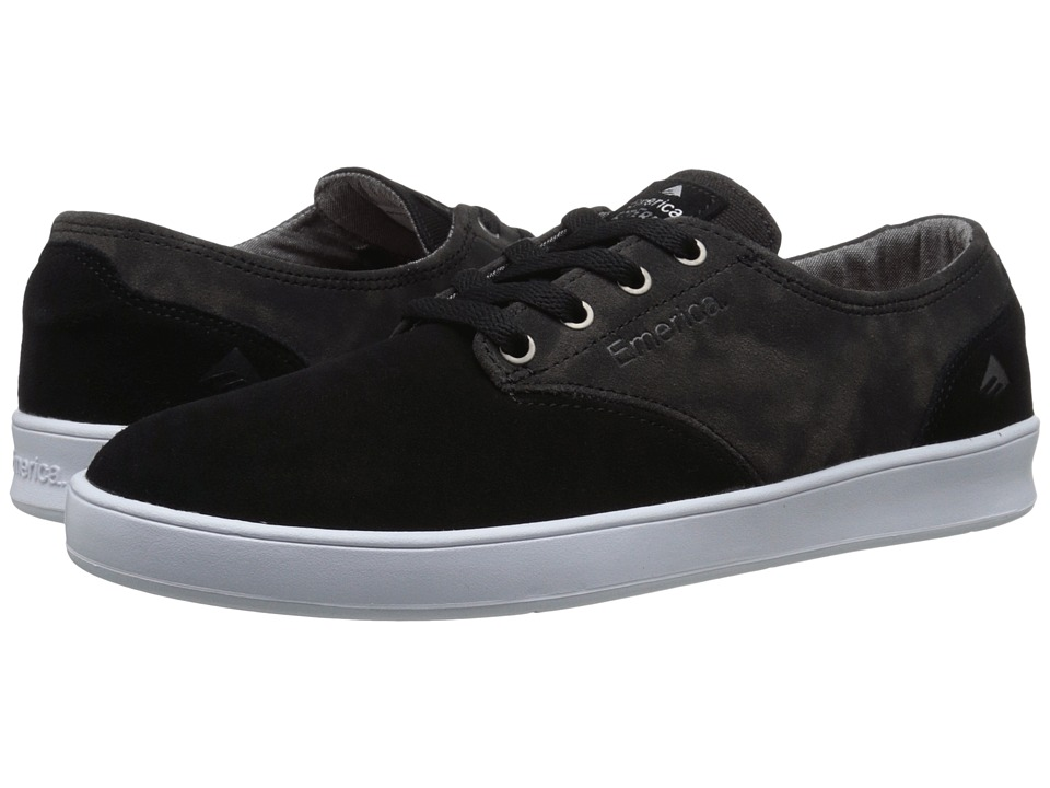 Emerica - The Romero Laced (Black/Print) Men