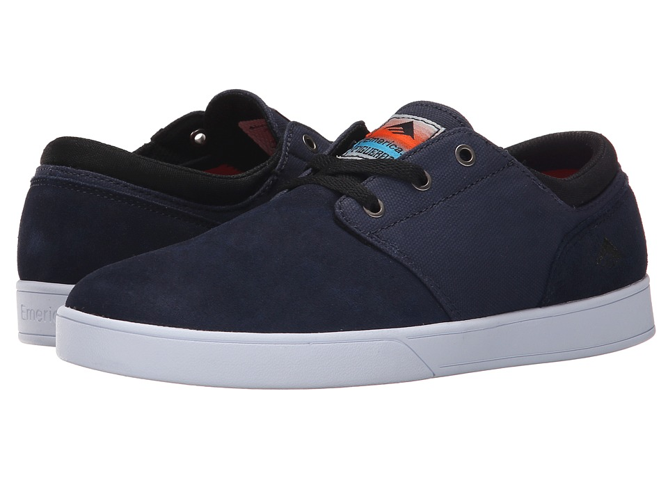 Emerica - The Figueroa (Blue/Black/White) Men