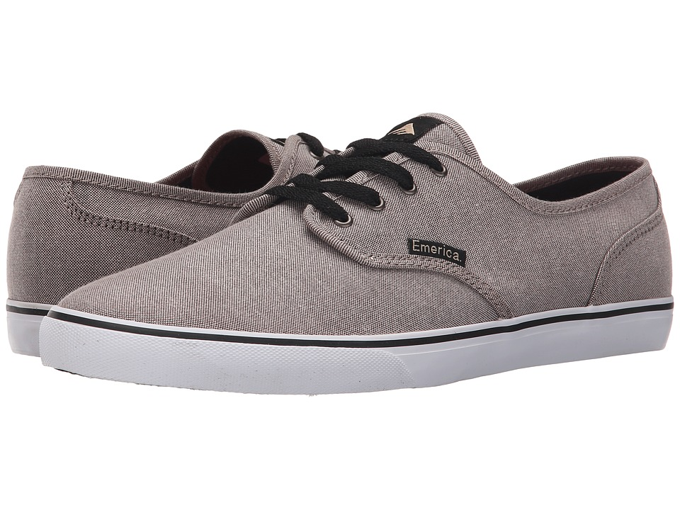 Emerica - Wino Cruiser (Brown/Black/White) Men
