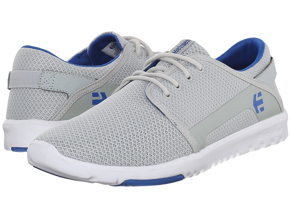etnies - Scout (Grey/White/Royal) Men