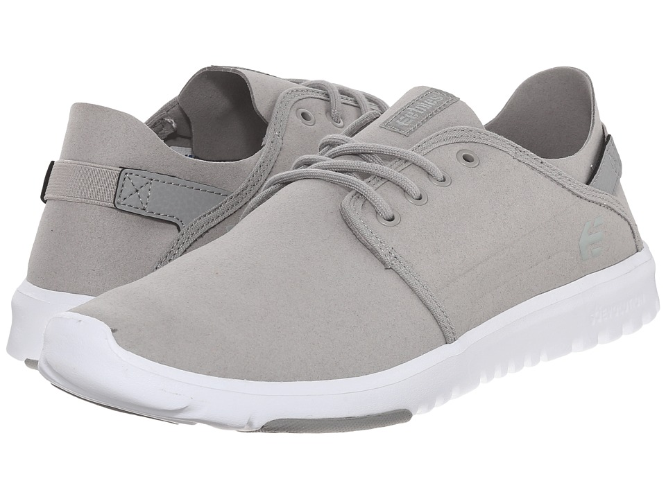 etnies - Scout (Grey/Light Grey) Men