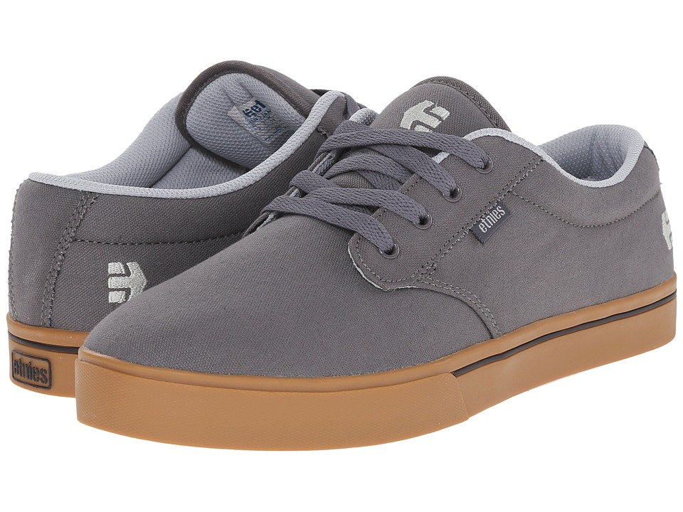 etnies - Jameson 2 Eco (Grey/Grey) Men