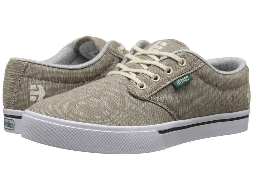 etnies - Jameson 2 W (Tan) Womens Skate Shoes