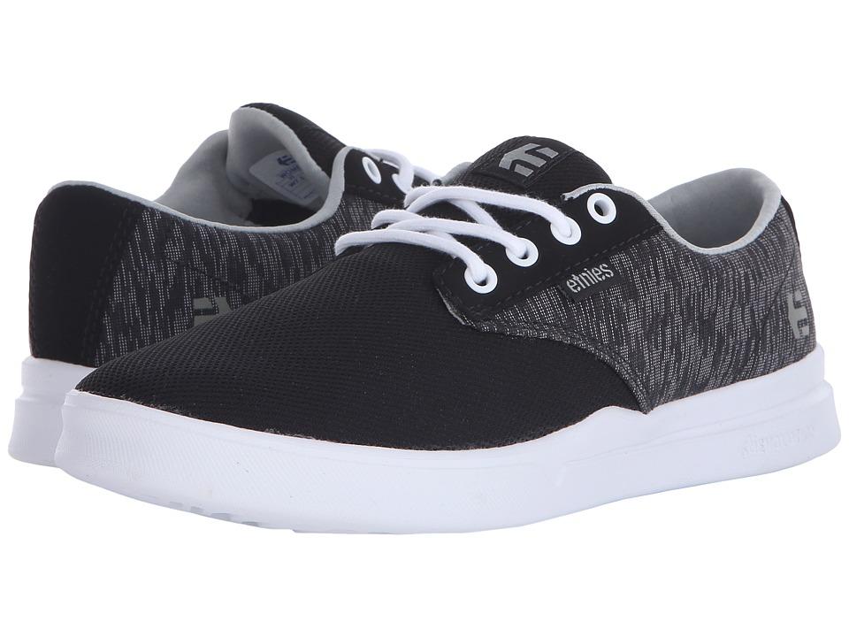 etnies Jameson SC Black Womens Skate Shoes