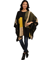 Vince Camuto - Blanket Jacquard Poncho