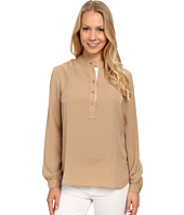Anne Klein - High/Low Blouse