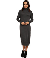 Vince Camuto - Turtleneck Maxi Sweater Dress