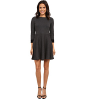 Vince Camuto - Flared Sweater Dress