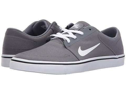 Nike SB Portmore Canvas - Cool Grey/Black/White