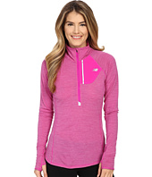 New Balance - Performance Merino 1/2 Zip Top