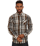 Levi's® - Byron Poplin Plaid Long Sleeve Shirt