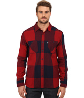 Levi's® - Rika Plaid Flannel Long Sleeve Shirt