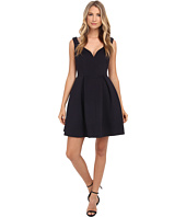 Donna Morgan - Sleeveless Scuba Fit and Flare Dress