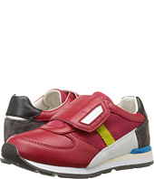 Dolce & Gabbana Kids - Single Hook and Loop Sneaker (Little Kid)