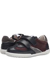 Dolce & Gabbana Kids - Double Hook and Loop Sneaker (Little Kid)