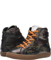 Dolce & Gabbana Kids - Camo High Top (Little Kid)
