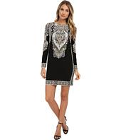 Donna Morgan - 3/4 Sleeve Jersey Dress