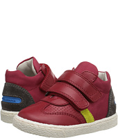 Dolce & Gabbana Kids - Double Hook and Loop Sneaker (Toddler)
