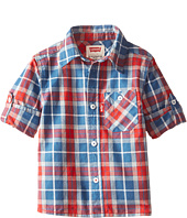 Levi's® Kids - Long Sleeve One-Pocket Shirt (Infant)